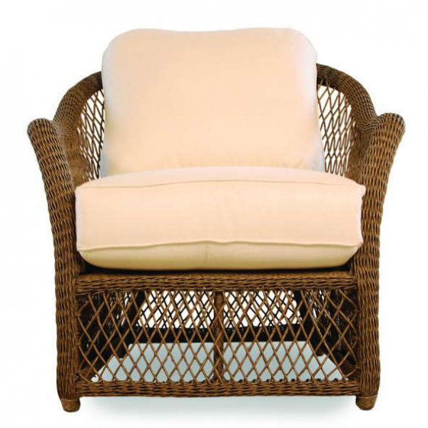 Lloyd Flanders Vineyard Wicker Lounge Chair - Replacement Cushion