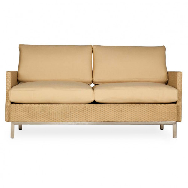 Lloyd Flanders Elements Wicker Loveseat - Replacement Cushion