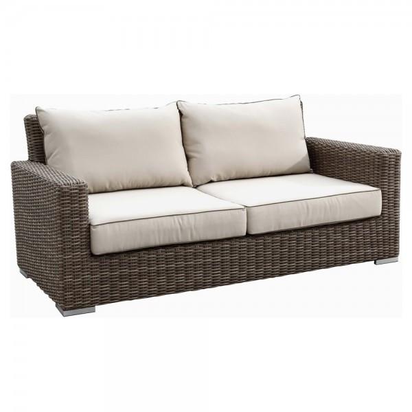 Sunset West Coronado Wicker Loveseat - Replacement Cushion