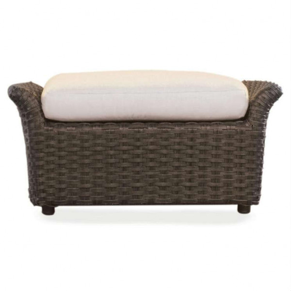 Lloyd Flanders Flair Wicker Ottoman - Replacement Cushion