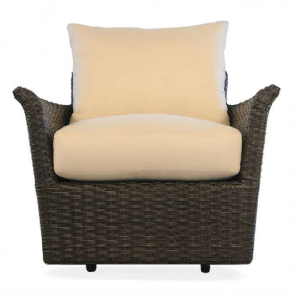 Lloyd Flanders Flair Wicker Glider Chair - Replacement Cushion