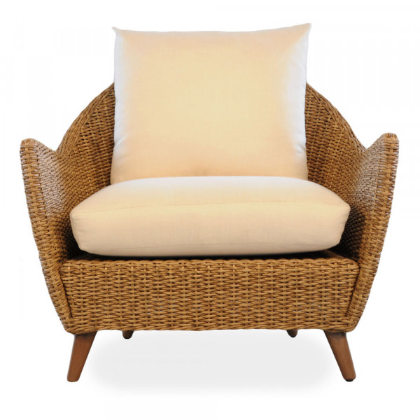 Lloyd Flanders Tobago Wicker Lounge Chair - Replacement Cushion