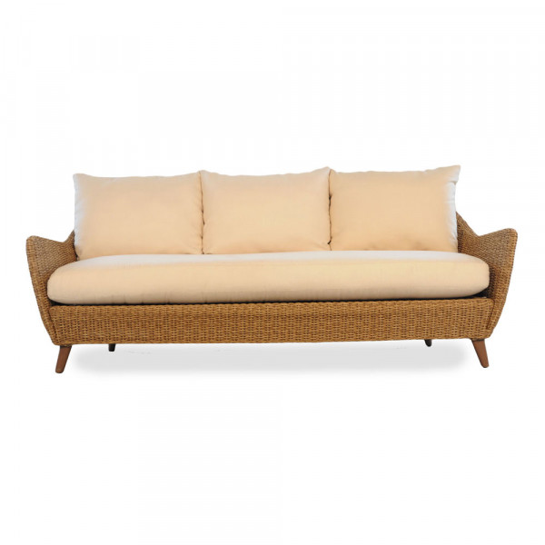 Lloyd Flanders Tobago Wicker Sofa - Replacement Cushion
