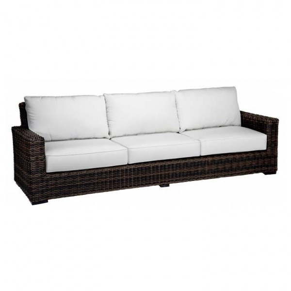 Sunset West Montecito Wicker Sofa - Replacement Cushion