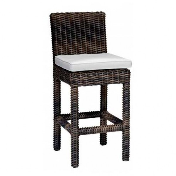 Sunset West Montecito Wicker Counter Chair - Replacement Cushion