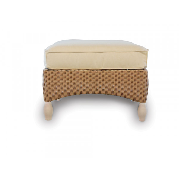 Lloyd Flanders Embassy Wicker Ottoman - Replacement Cushion