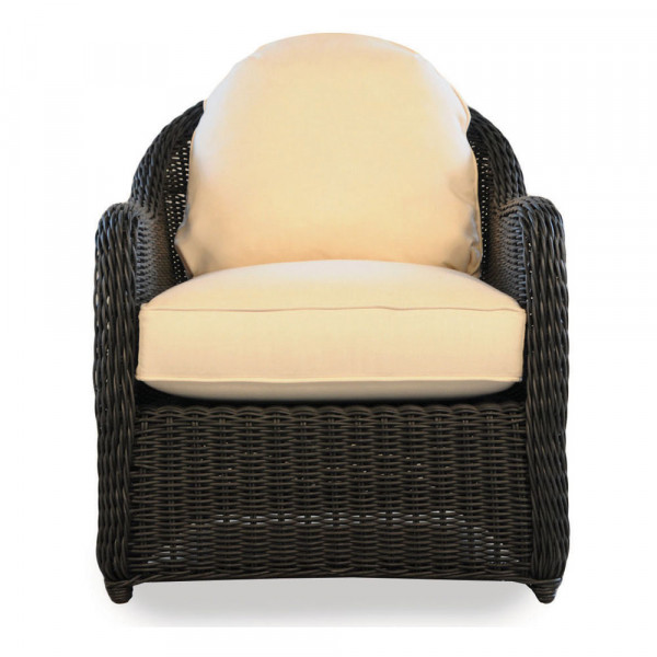 Lloyd Flanders Cottage Wicker Lounge Chair - Replacement Cushion