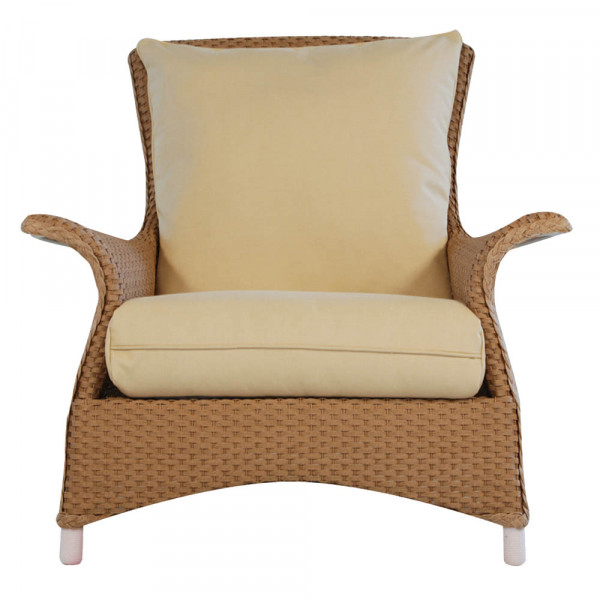 Lloyd Flanders Mandalay Wicker Lounge Chair