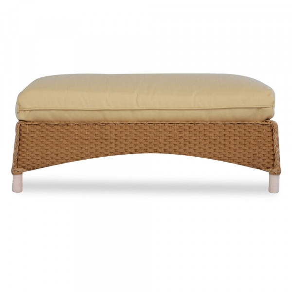 Lloyd Flanders Mandalay Large Wicker Ottoman