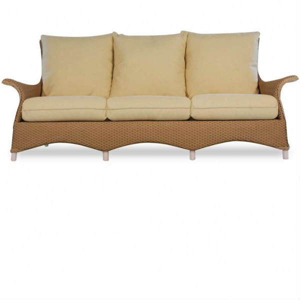 Lloyd Flanders Mandalay Wicker Sofa - Replacement Cushion