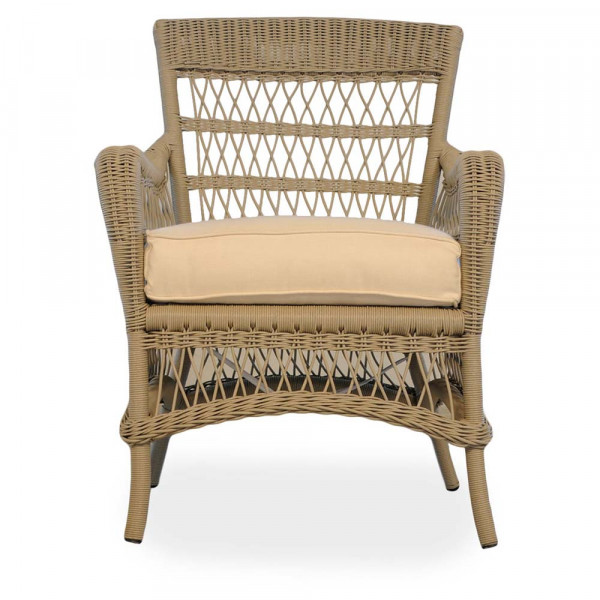 Lloyd Flanders Fairhope Wicker Dining Chair