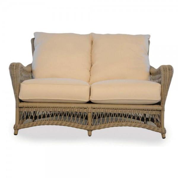 Lloyd Flanders Fairhope Wicker Loveseat - Replacement Cushion