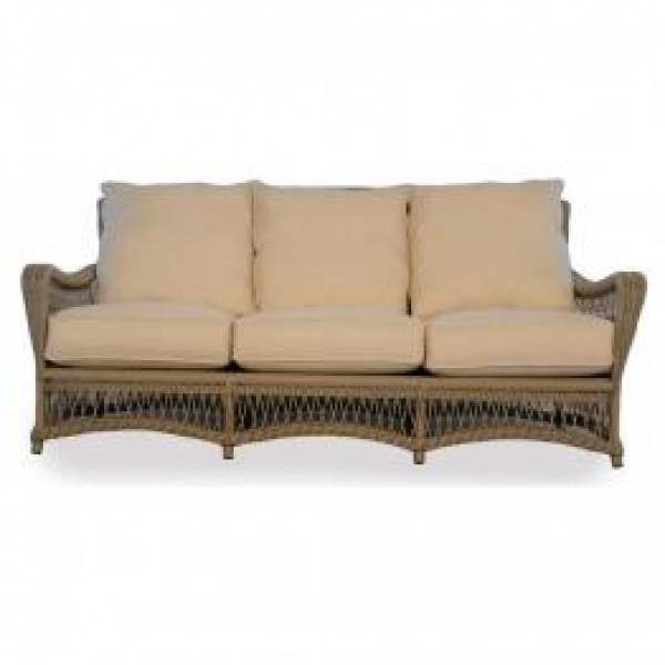 Lloyd Flanders Fairhope Wicker Sofa - Replacement Cushion