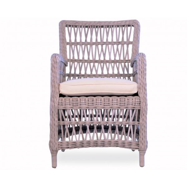 Lloyd Flanders Mackinac Wicker Dining Chair