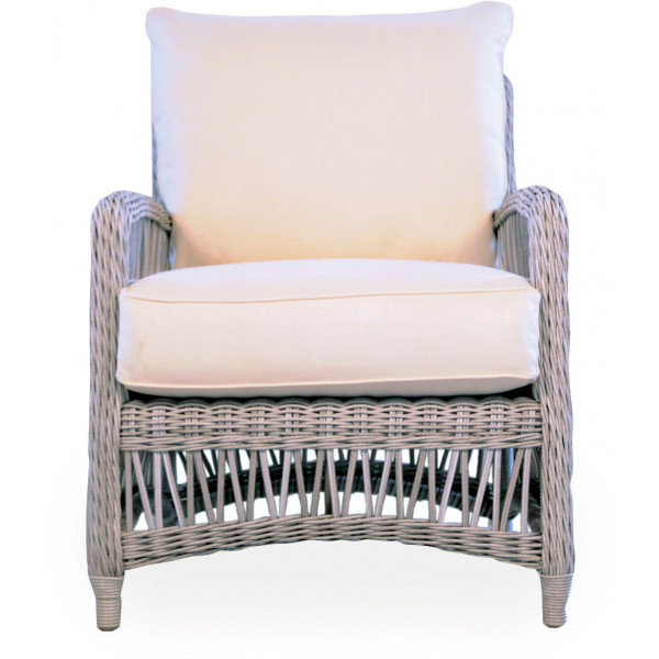 Lloyd Flanders Mackinac Wicker Lounge Chair