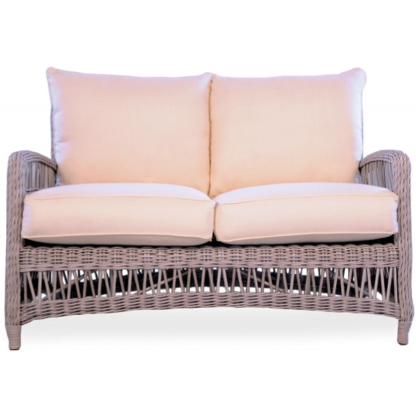 Lloyd Flanders Mackinac Wicker Loveseat - Replacement Cushion