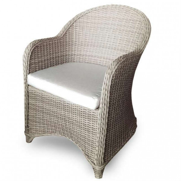 Lloyd Flanders Wicker Dining Chair