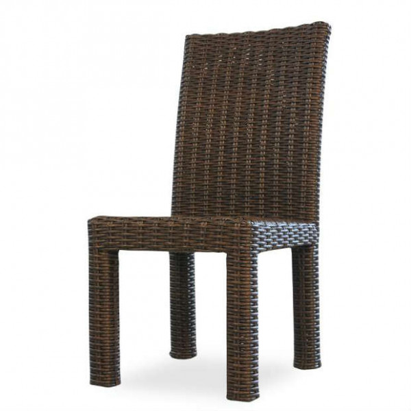 Lloyd Flanders Mesa Armless Wicker Dining Chair