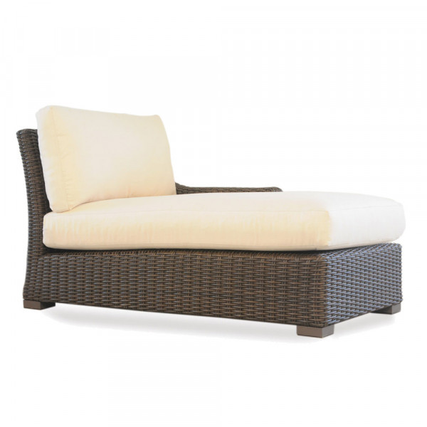 Lloyd Flanders Mesa Right Arm Facing Wicker Chaise Lounge - Replacement Cushion