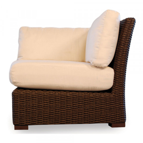 Lloyd Flanders Mesa Wicker Corner Chair - Replacement Cushion
