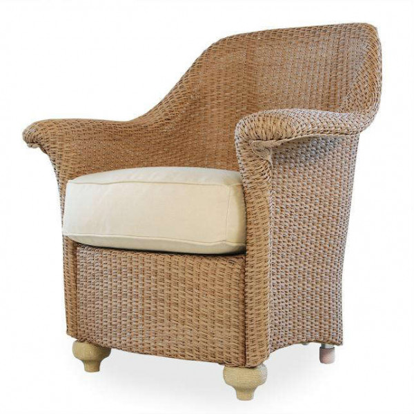 Lloyd Flanders Oxford Wicker Dining Chair - Replacement Cushion