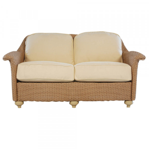 Lloyd Flanders Oxford Wicker Loveseat - Replacement Cushion