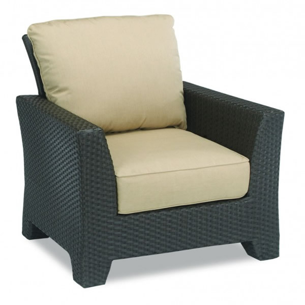 Sunset West Malibu Wicker Lounge Chair - Replacement Cushion