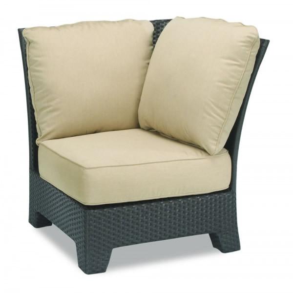 Sunset West Malibu Wicker Corner Chair - Replacement Cushion
