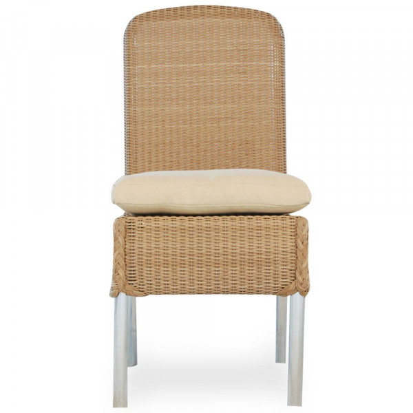 flanders wicker dining chair replacement cushion