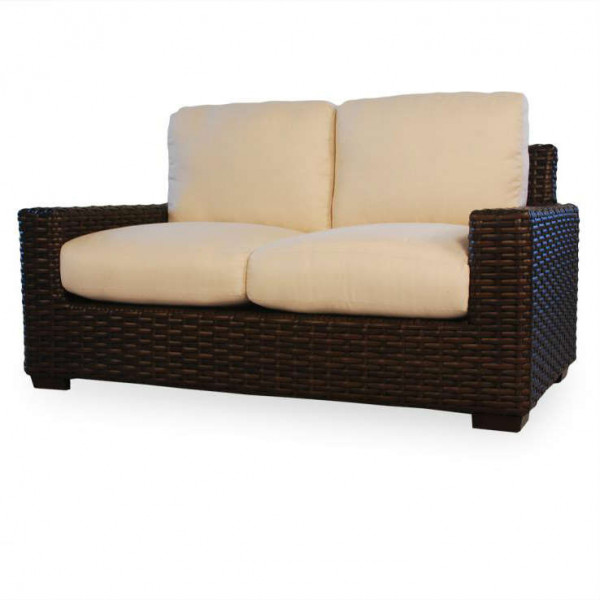 Lloyd Flanders Contempo Wicker Loveseat - Replacement Cushion