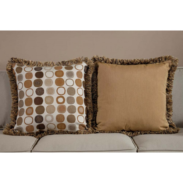 South Sea Rattan All Weather Manchester Large Throw Pillow