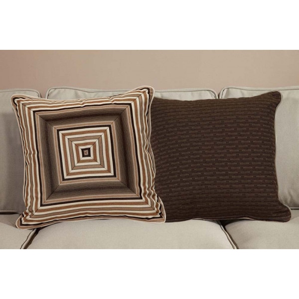South Sea Rattan All Weather Manchester Medium Throw Pillow