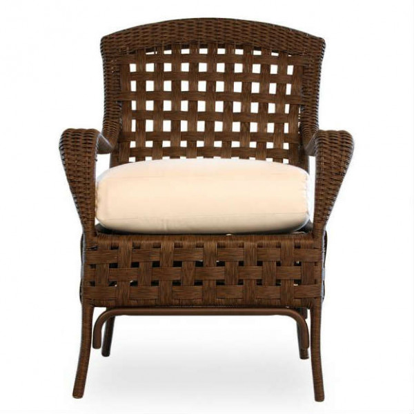Lloyd Flanders Haven Wicker Dining Chair