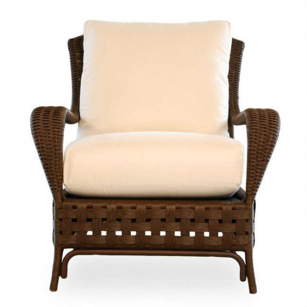 Lloyd Flanders Haven Wicker Lounge Chair - Replacement Cushion