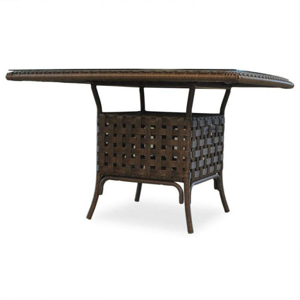 "Lloyd Flanders Haven 48"" Wicker Dining Table"