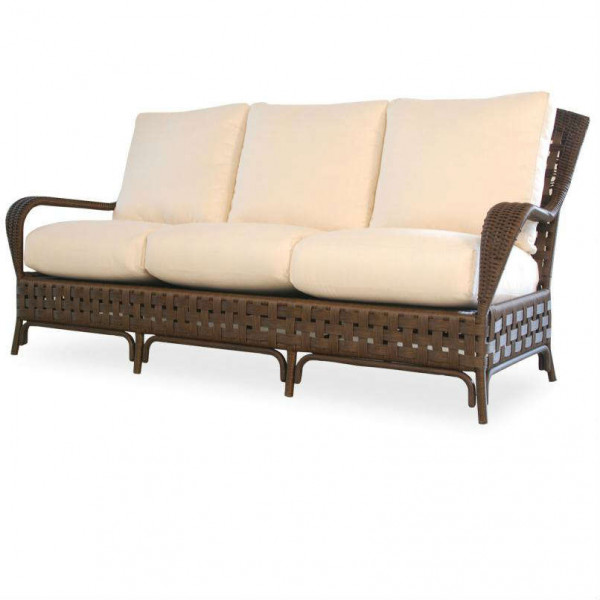 Lloyd Flanders Haven Wicker Sofa - Replacement Cushion
