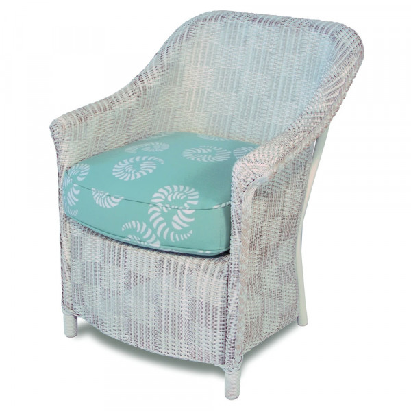 Lloyd Flanders Calypso Wicker Dining Chair - Replacement Cushion