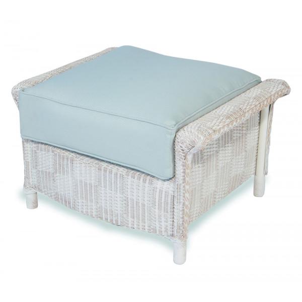 Lloyd Flanders Calypso Wicker Ottoman - Replacement Cushion