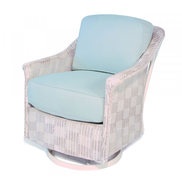 Lloyd Flanders Calypso Wicker Lounge Swivel Rocker - Replacement Cushion