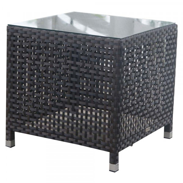 Source Outdoor Matterhorn Wicker End Table