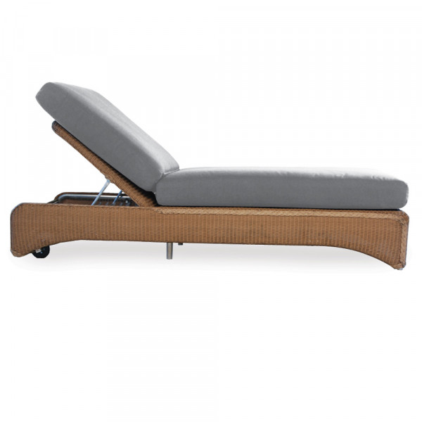 Lloyd Flanders Wicker Chaise Lounge - Replacement Cushion