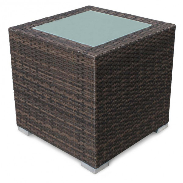 Source Outdoor Lucaya Wicker End Table