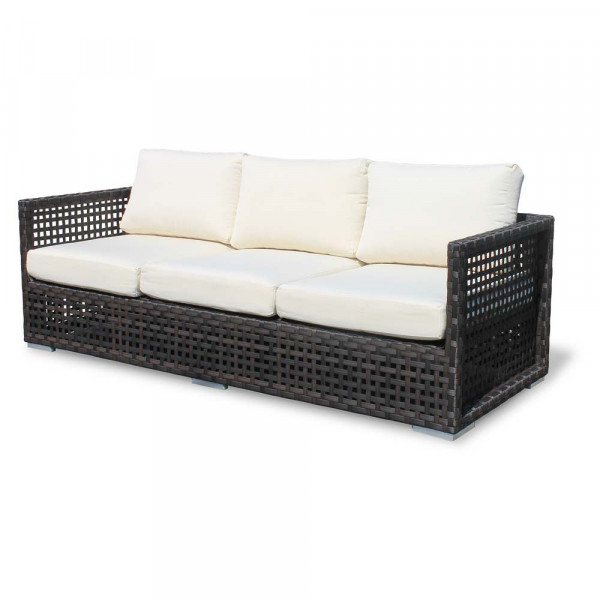 Source Outdoor Matterhorn Wicker Sofa