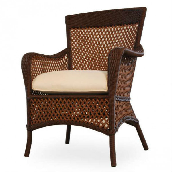 Lloyd Flanders Grand Traverse Wicker Dining Chair