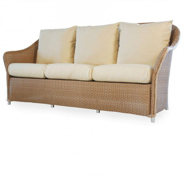 Lloyd Flanders Weekend Retreat Wicker Sofa - Replacement Cushion