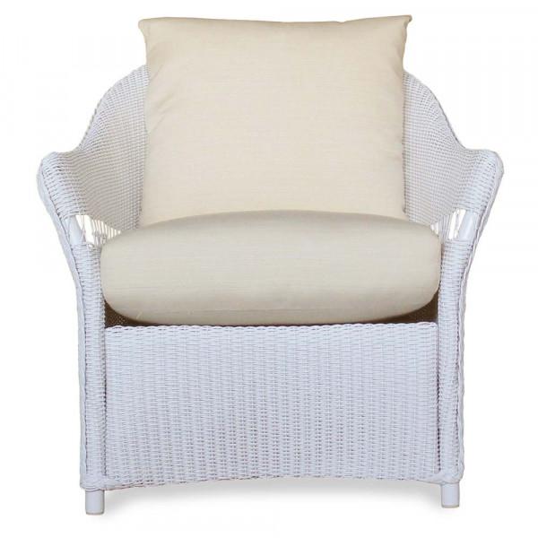 Lloyd Flanders Freeport Wicker Lounge Chair
