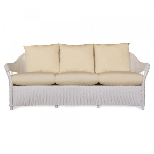 Lloyd Flanders Freeport Wicker Sofa