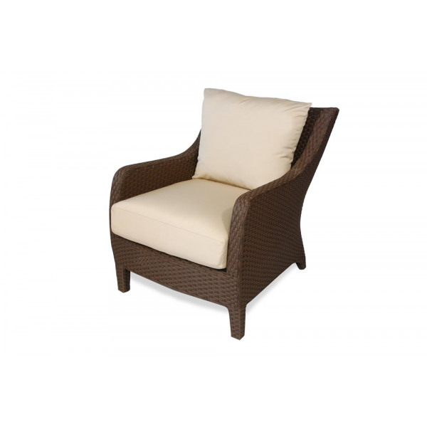 Lloyd Flanders Monaco Wicker Lounge Chair - Replacement Cushion