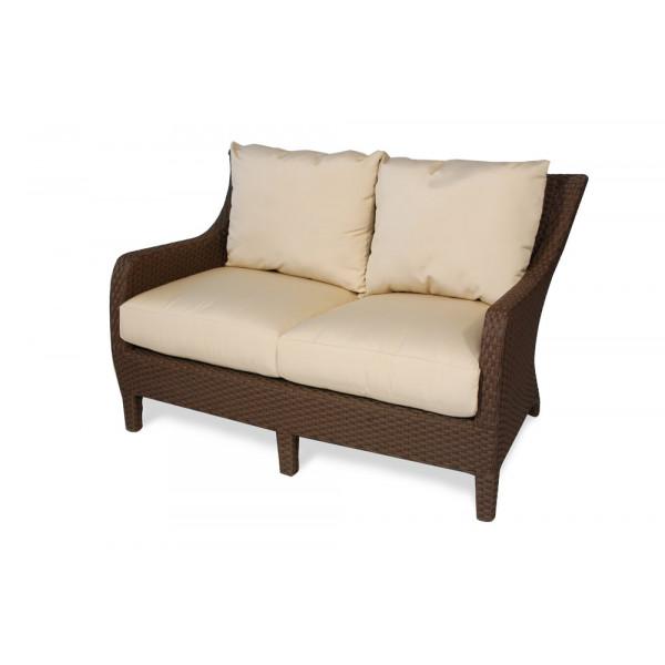 Lloyd Flanders Monaco Wicker Loveseat - Replacement Cushion