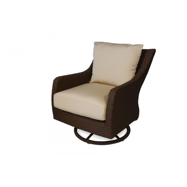 Lloyd Flanders Monaco Wicker Swivel Rocker - Replacement Cushion